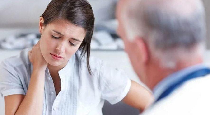 Как связан остеохондроз и ВСД
