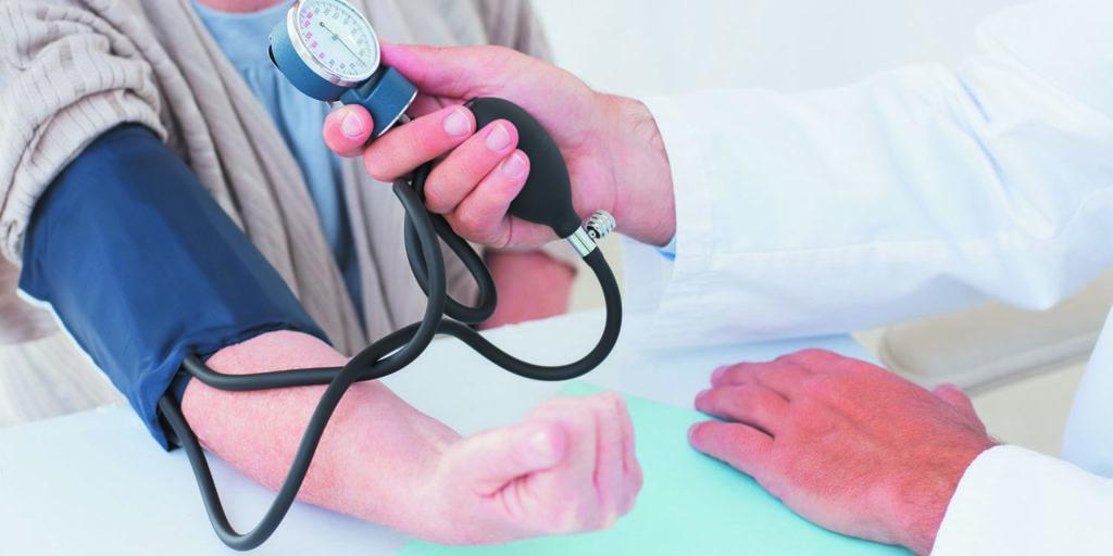 Контроль артериального давления и частоты пульса