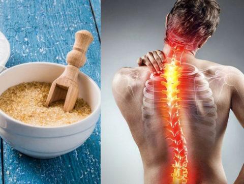 Желатин при остеохондрозе