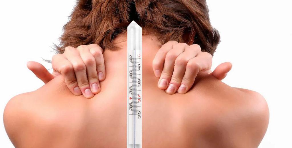 Повышается ли температура при остеохондрозе