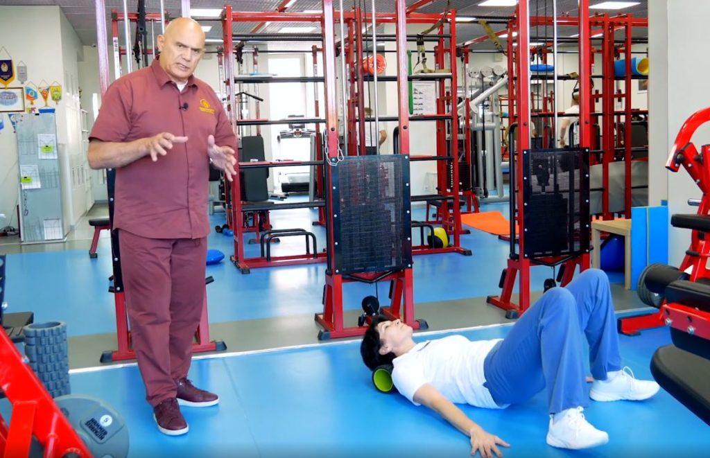 Метод Бубновского в лечении шейного остеохондроза