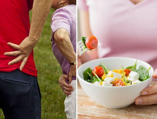 Диета при остеохондрозе: 6 принципов правильного питания, полезные и вредные продукты