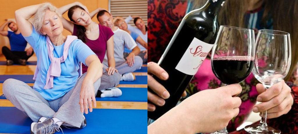 Положительное влияние лечебной физкультуры