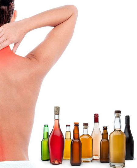 Можно ли алкоголь при остеохондрозе