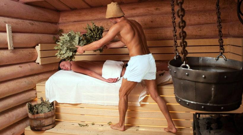 Как правильно ходить в баню при остеохондрозе
