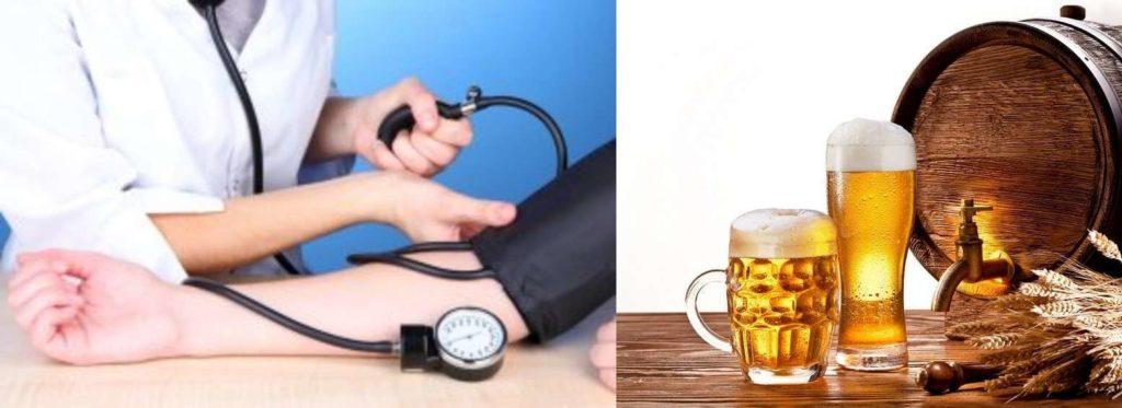Повышение давления при употреблении алкоголя