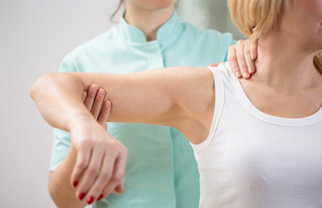 Характер боли в руке при шейном остеохондрозе