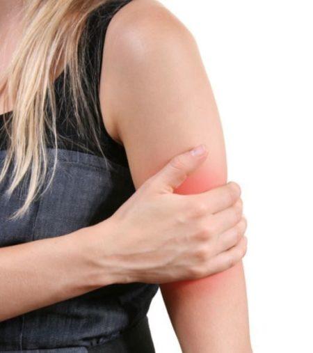 Боль в руке при остеохондрозе