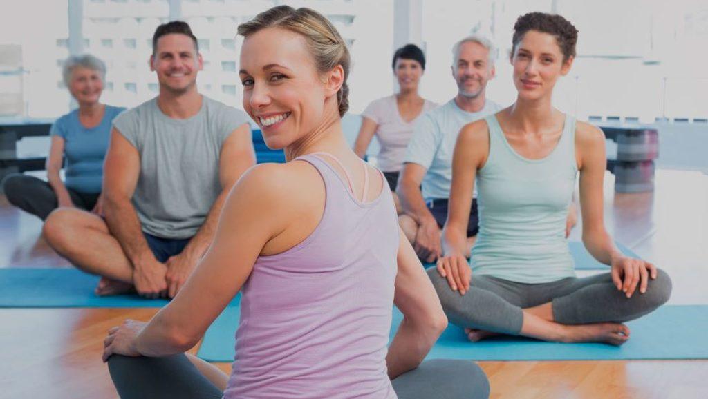 Благоприятное воздействие йоги на организм