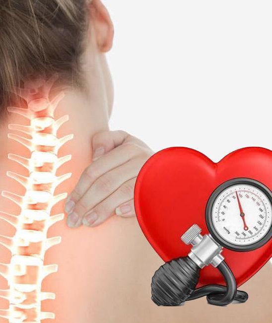 Остеохондроз и артериальное давление