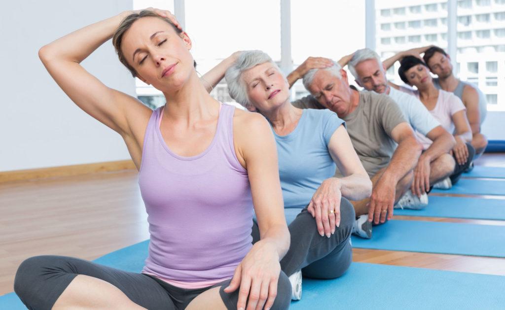 Безопасна ли йога при остеохондрозе шеи