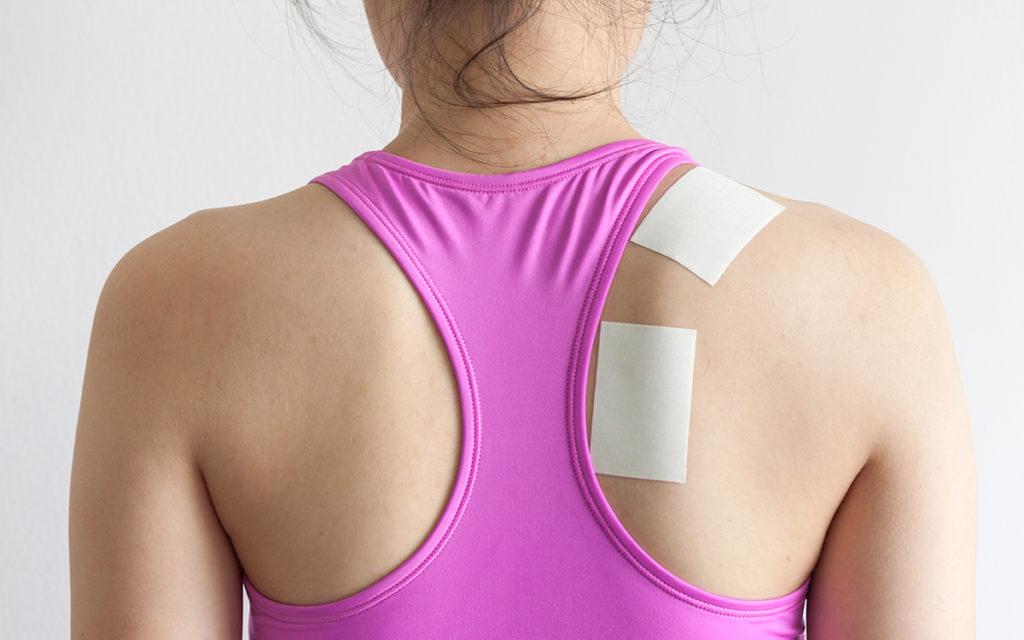 Противопоказания к использованию пластырей при остеохондрозе