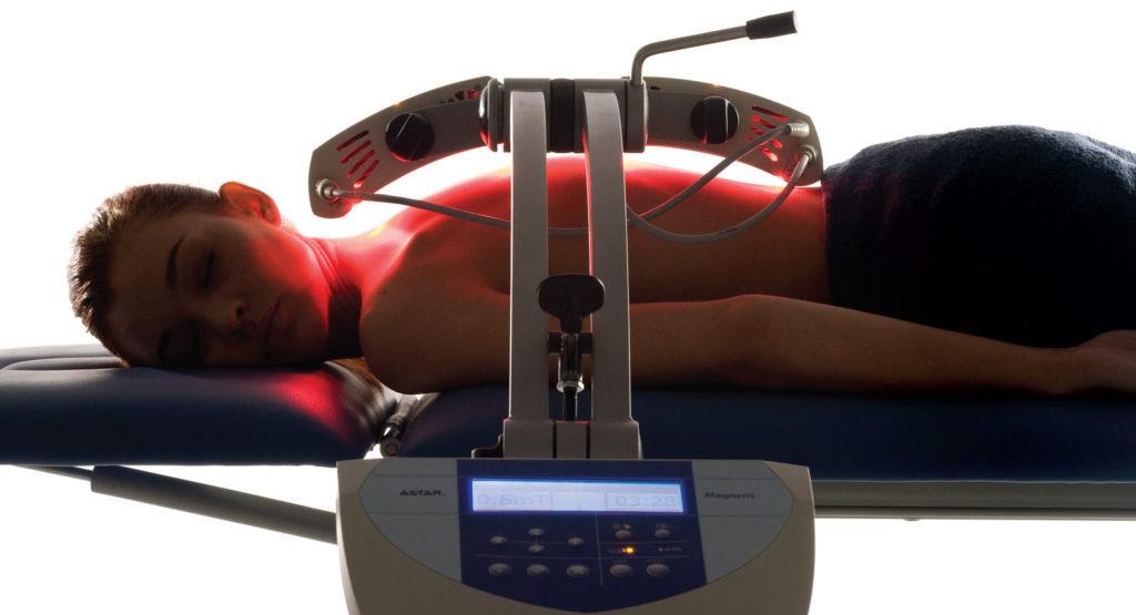Метод магнитотерапии при остеохондрозе