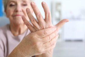 Онемение пальцев рук при шейном остеохондрозе