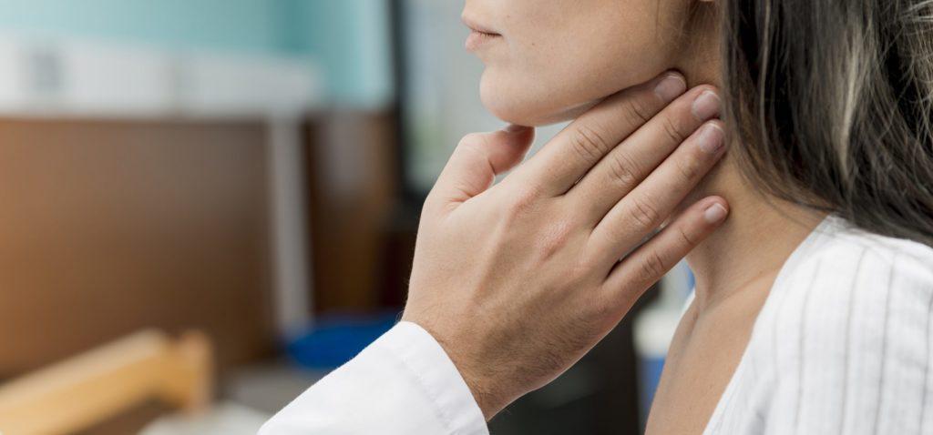 Симптомы в горле от шейного остеохондроза
