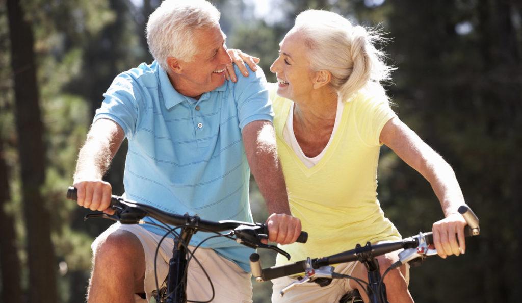 Преимущества езды на велосипеде при остеохондрозе