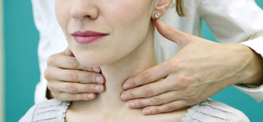 Диагностика кома в горле