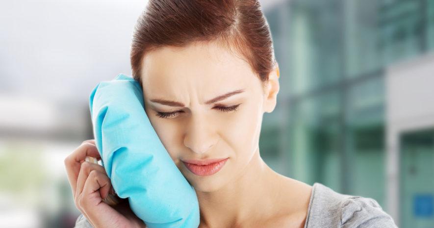 Болят зубы от остеохондроза