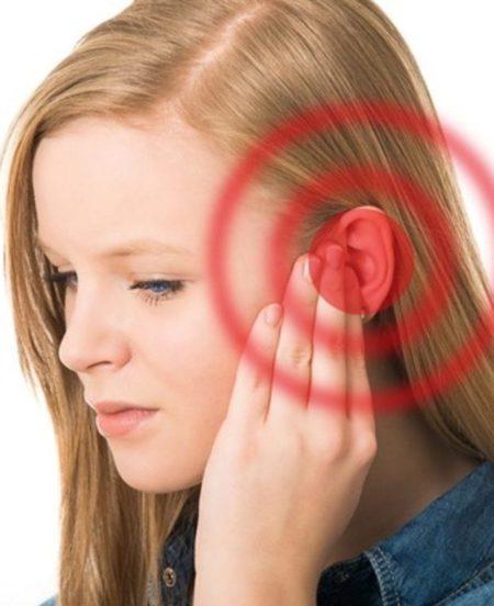 Шум и звон в ушах при шейном остеохондрозе
