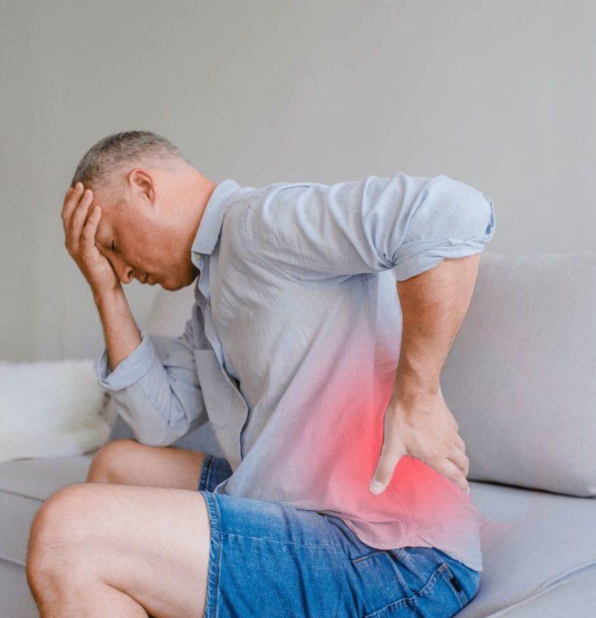 Остеохондроз на нервной почве