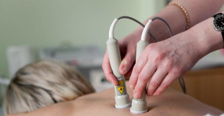 Польза лазеротерапии