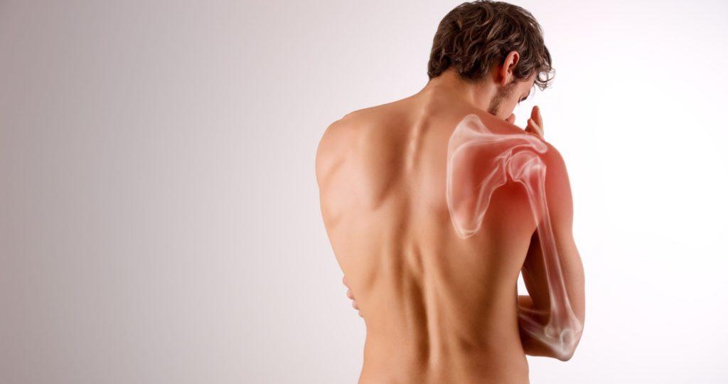 Боль в плечевом суставе при шейном остеохондрозе