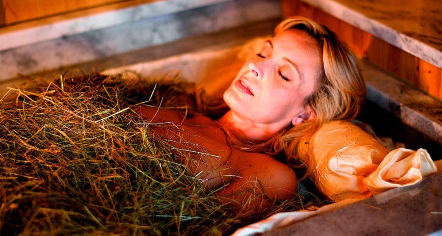 Лечебные травы для ванны