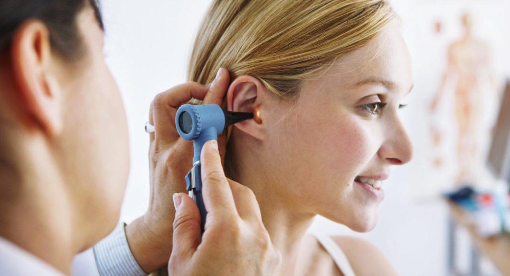 Почему шумит в ушах при остеохондрозе шейного отдела