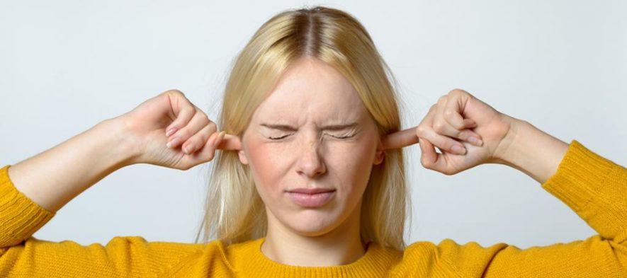 Как устранить шум в ушах при шейном остеохондрозе