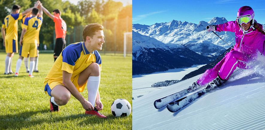 Не рекомендуемые виды спорта при остеохондрозе