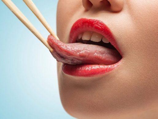 Жжение, отек и боль в языке при остеохондрозе шейного отдела позвоночника