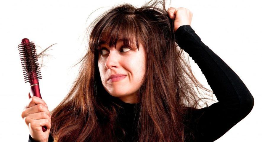 Как найти причину выпадения волос при шейном остеохондрозе