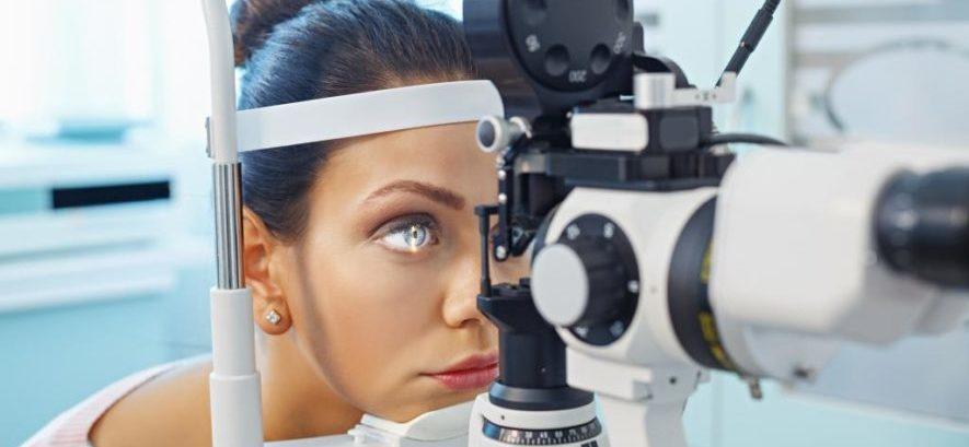 Проблемы со зрением при шейном остеохондрозе