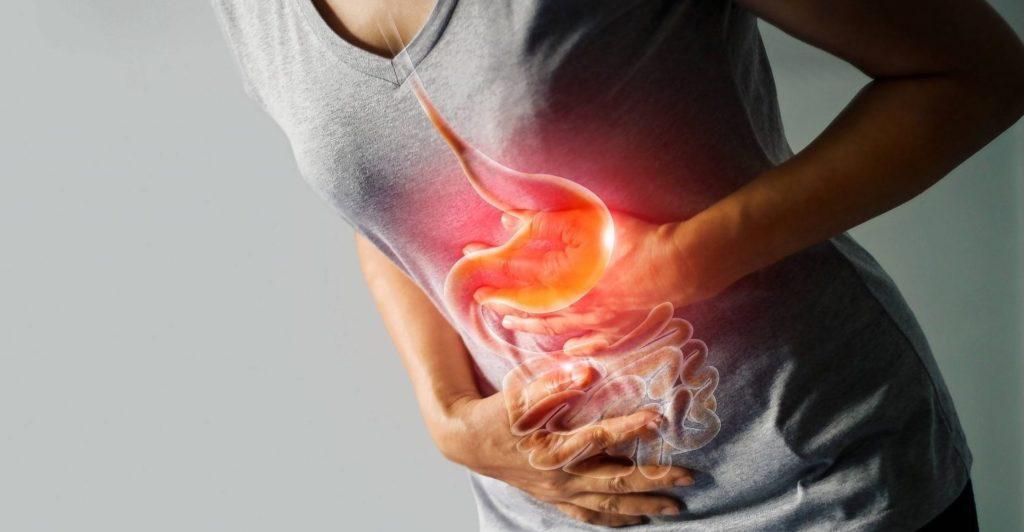 Боли в желудке или остеохондроз?