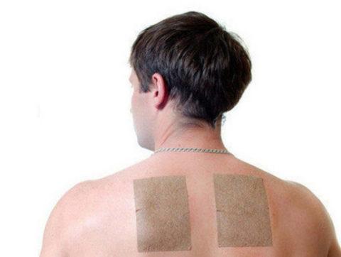Помогает ли перцовый пластырь при остеохондрозе