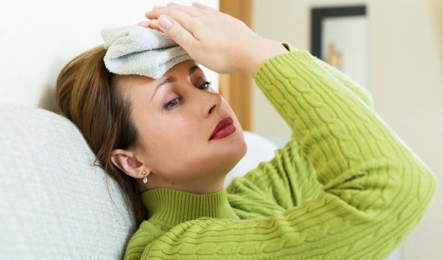 Приступ мигрени при шейном остеохондрозе