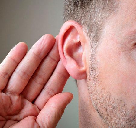 Боль в ушах при шейном остеохондрозе