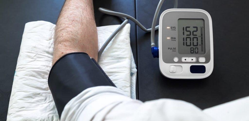 Перепады артериального давления при синдроме позвоночной артерии
