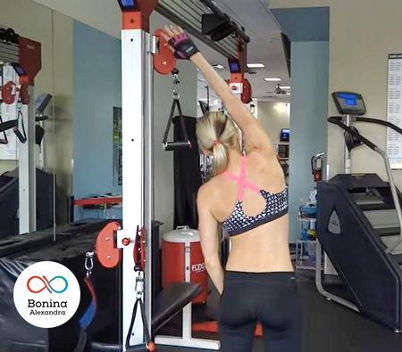 Растяжка для спины и позвоночника при остеохондрозе