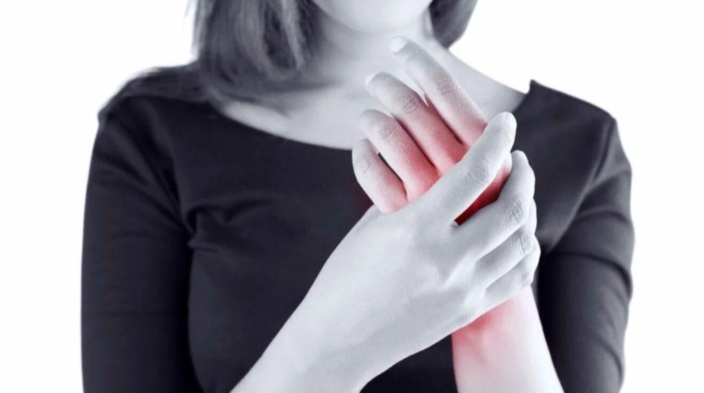 Слабость в руках при остеохондрозе
