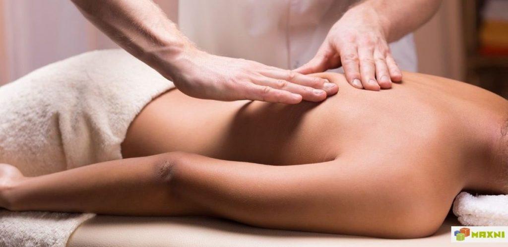 Как правильно делать массаж при остеохондрозе