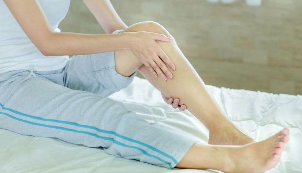 Тремор ног при остеохондрозе