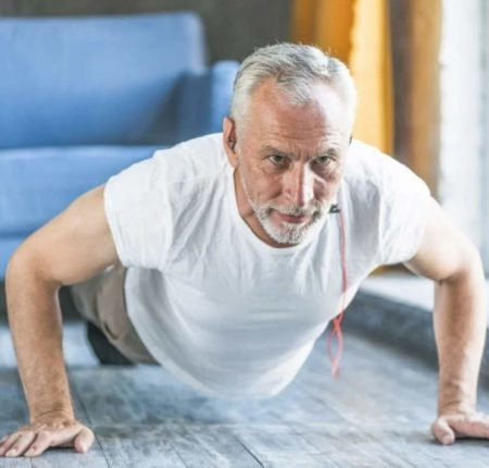 Как отжиматься при остеохондрозе