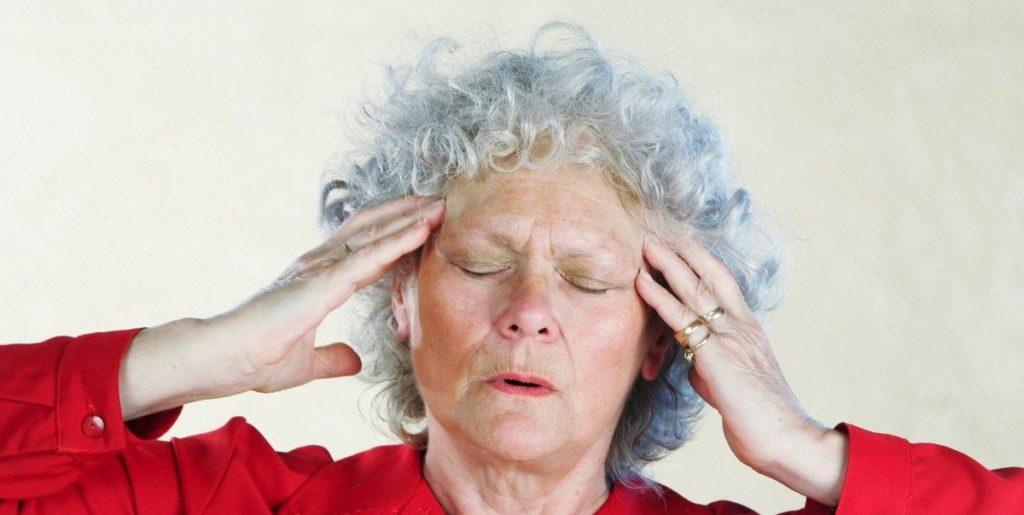 Тремор головы при остеохондрозе шеи