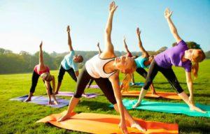 Здоровый образ жизни и физическая активность