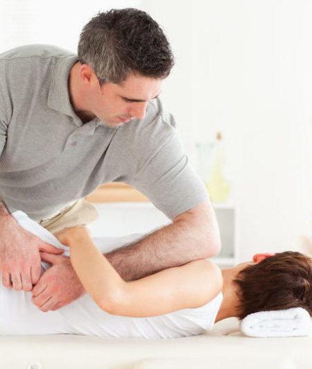 Мануальная терапия и остеохондроз