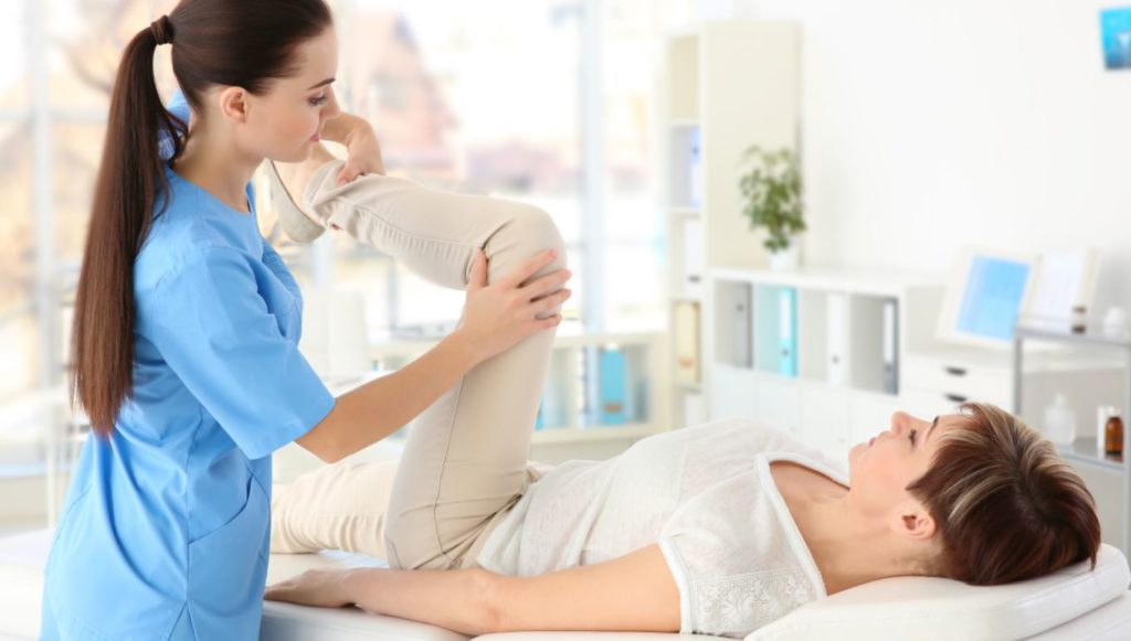 Физиотерапия в лечении остеохондроза