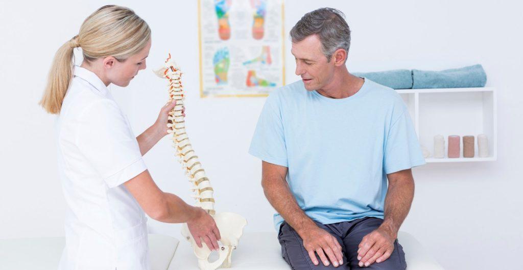 Диагностика остеохондроза копчикового отдела