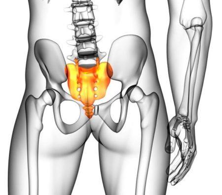 Лечение остеохондроза копчикового отдела позвоночника