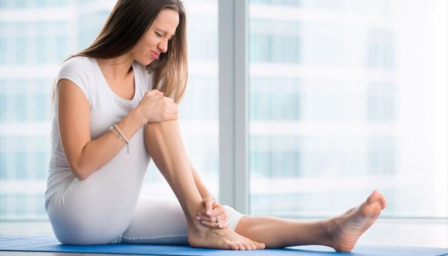 Боль в ногах при поясничном остеохондрозе
